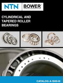 NTN cylindrical and tapered roller bearings catalogue FRONT .JPG